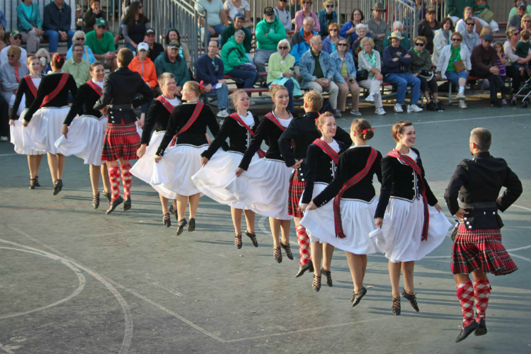 Milwaukee Irish Fest 2015